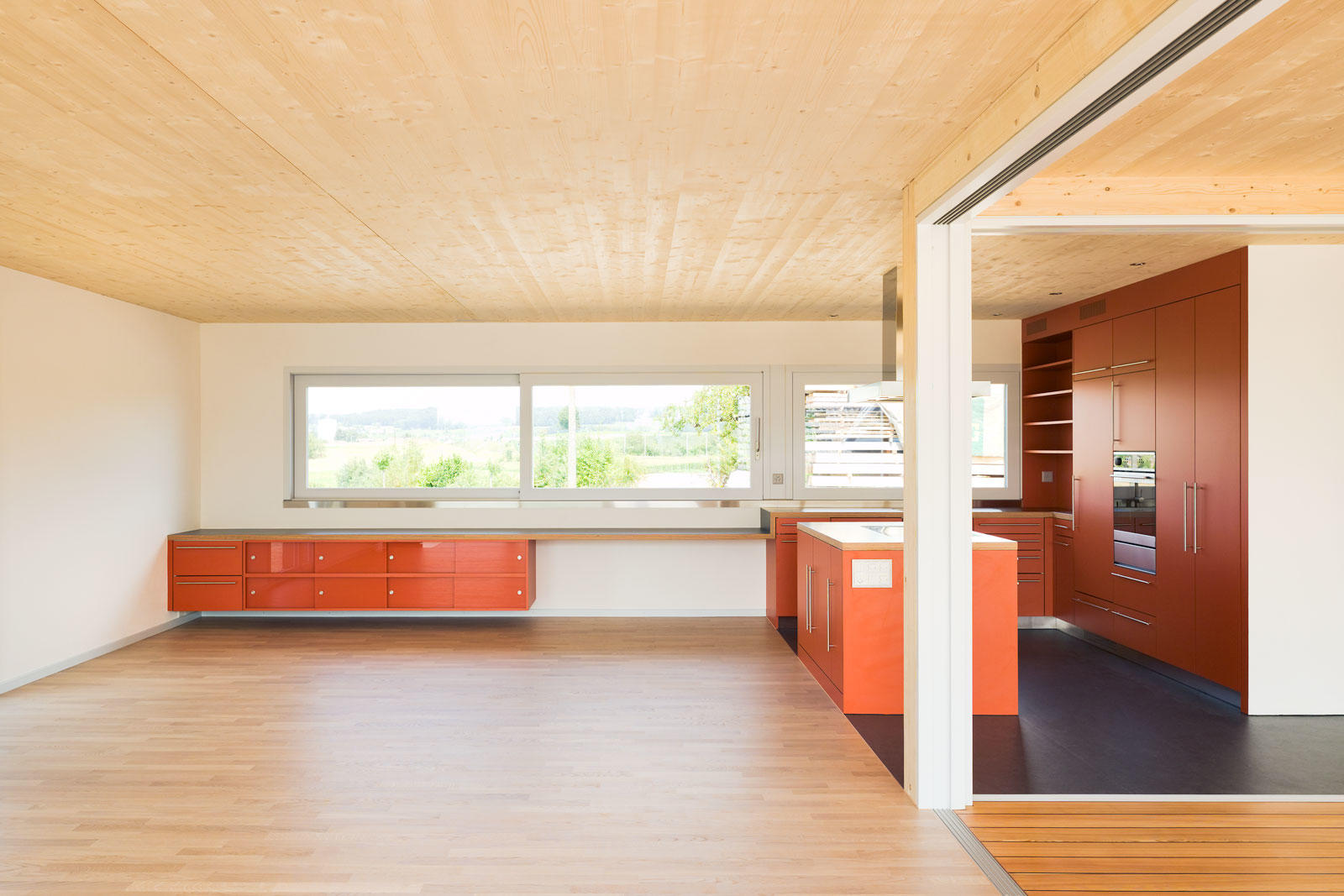 Neubau einfamilienhaus irion architekten ag for Neubau einfamilienhaus